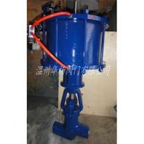 气动焊接截止阀